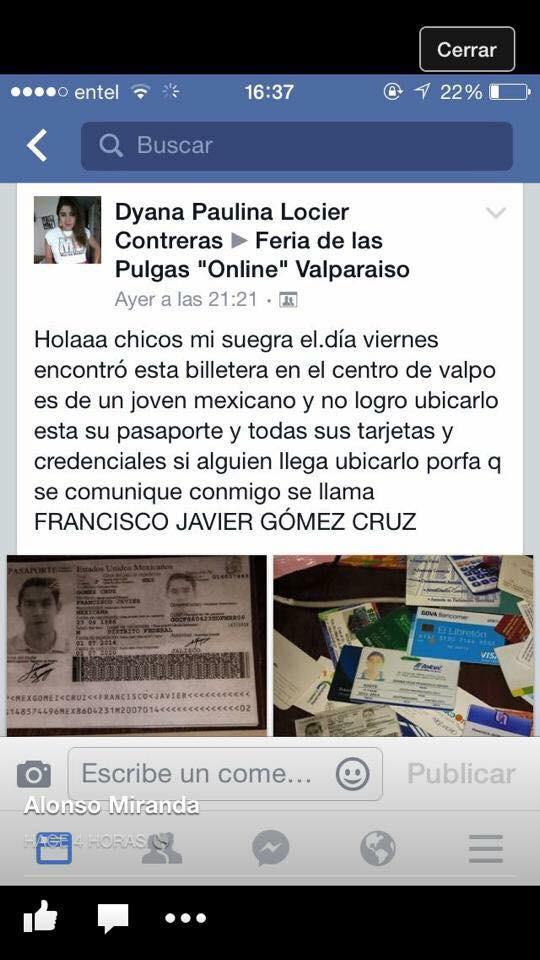 Mexicanos y Chilenos difundir!!! http://t.co/I65BTb8gDn