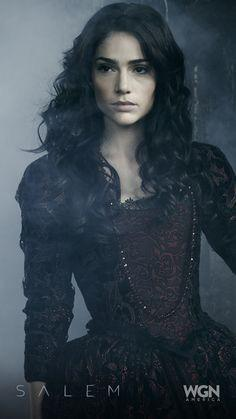 Catching up on @SalemWGNA this woman is so fabulous