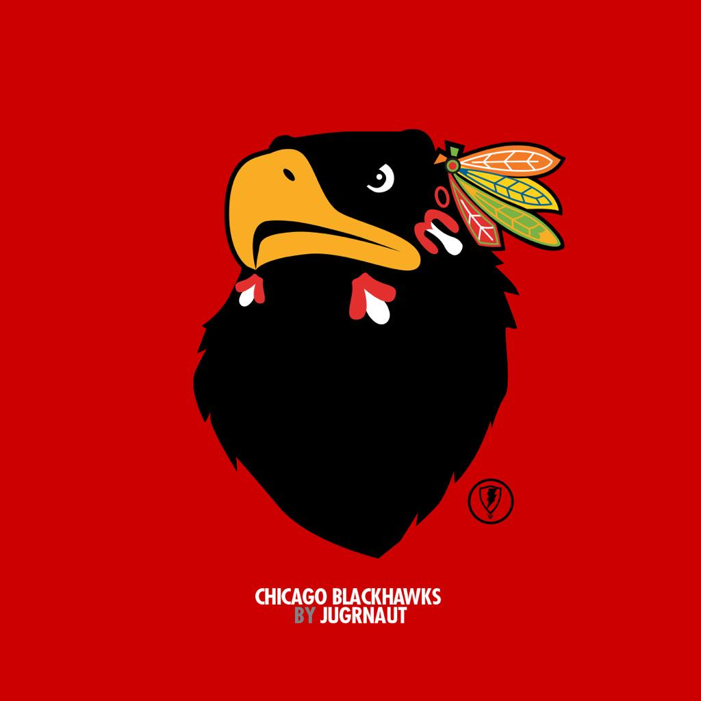 LET'S GO #BLACKHAWKS!!!! #OneGoal #Jugrnaut http://t.co/5syuzFKOKY