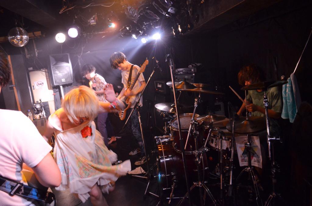 ROLLICKSOME SCHEME① (@ROLLICKSOMESCHE )  2015.06.13 @渋谷club乙-kinoto-  https://t.co/GGDxGKvLEJ http://t.co/WiVVGmWcZ8