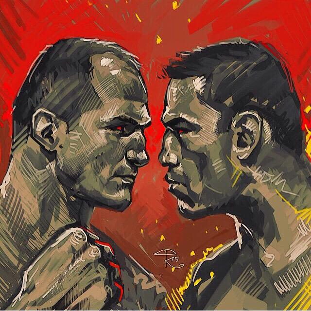 #WerdumvsDosSantos2 I'm coming for that belt. Let's do this Werdum! @ufc http://t.co/hBktgD79vZ