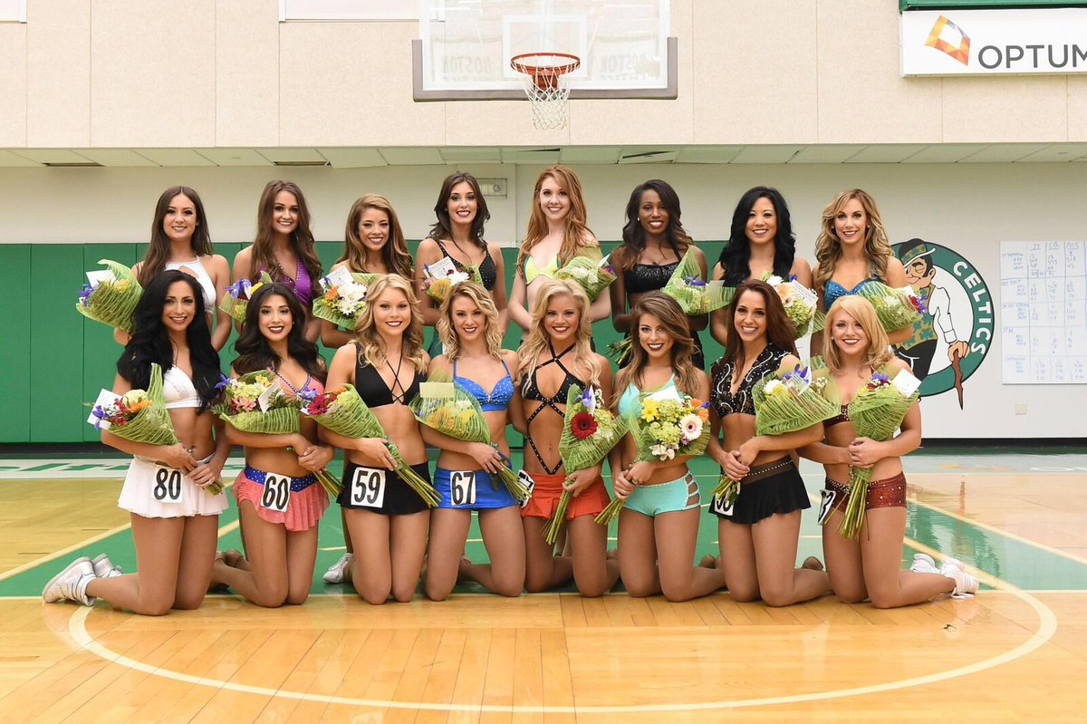 Congratulations to the new 2015-16 @CelticsDancers team presented by @alexandani! http://t.co/xzjOf5pAZT