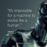 Do you think robots could outsmart humans someday? We liked this bold statement, but tell us more! #maketechhuman http://t.co/Z96wmCxdjm