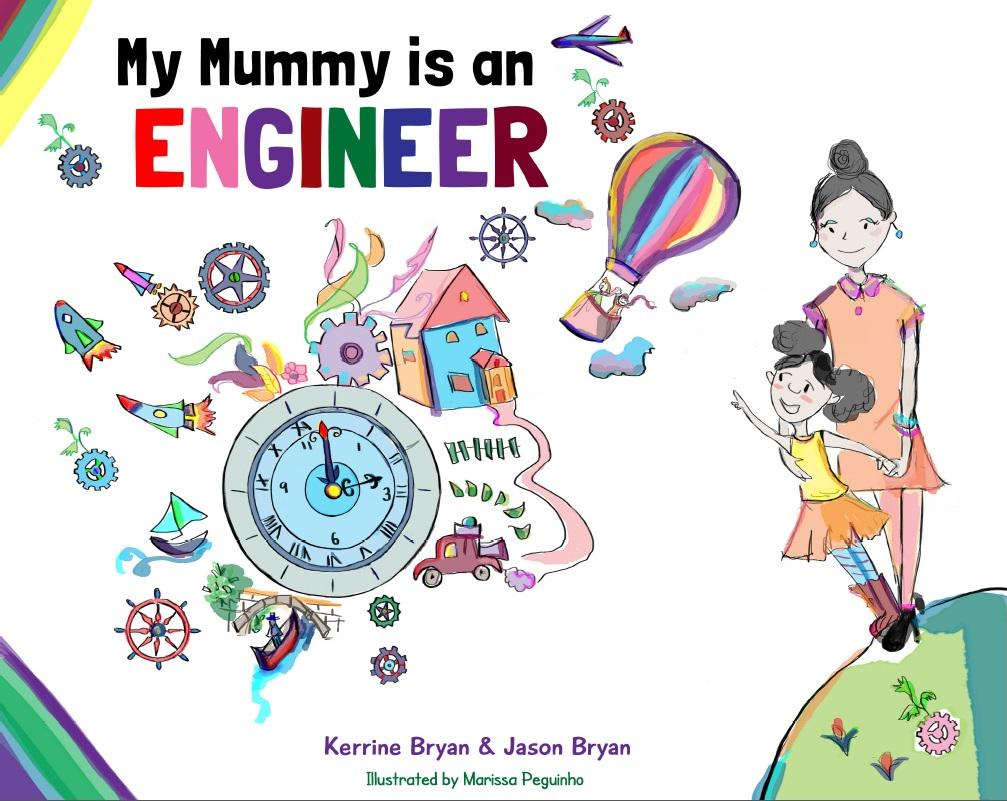 'My Mummy is an Engineer', from Butterfly Books, will be available from 26th June. Read more: http://t.co/VJgaoupucj http://t.co/1UBybNN05P