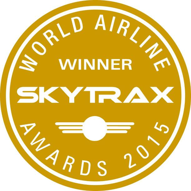 Thanks everyone who voted us Best Airline in Northern Europe in a Skytrax! That's 6 in a row!