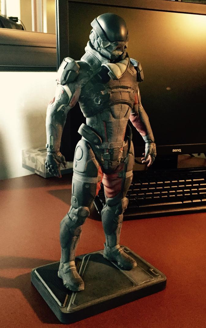 Just received this text from @MarieBrisebois of something that arrived today. #MEAndromeda - http://t.co/165lr4tKqW