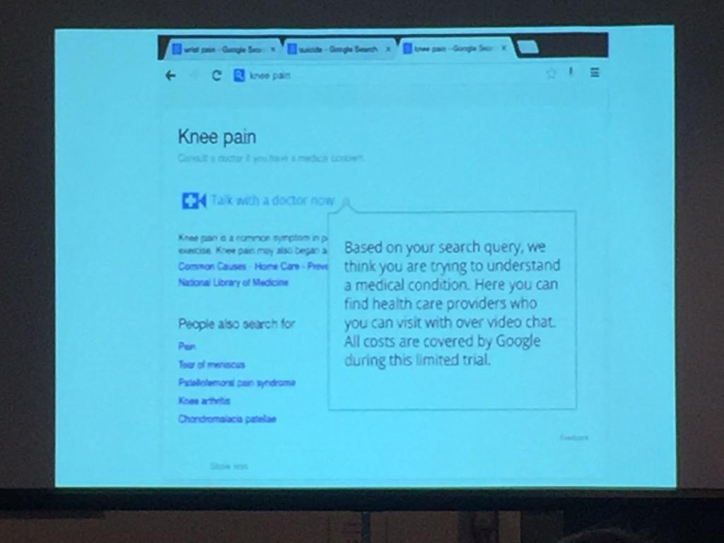 How fast is @google impacting health? #MCCSM http://t.co/A9yp1pU47y