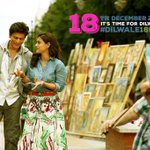 Here's the official confirmation from Shah Rukh Khan's team about #Dilwale release date: http://t.co/EMYsoYEyNF