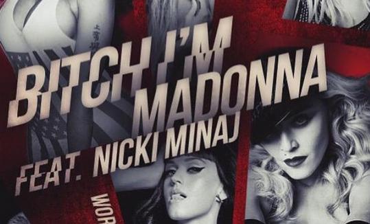 "SLAY! ""@THR: Madonna's New Video Stars Beyonce, Miley, Katy, Nicki & Rita Ora #bitchimmadonna http://t.co/PNYQfGFmB9 http://t.co/HJV6WDG3u5"""