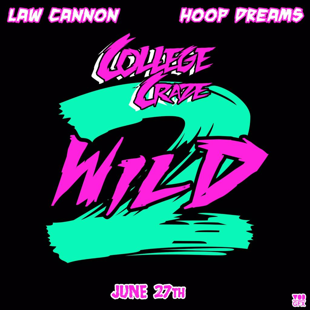 "#CollegeCraze2WILD • June 27TH  CHICAGO'S LARGEST SUMMER BASH‼️  ""What happens in this party, stays there.""   ☀️"