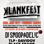 Belgium !! get me #DJSNOOPADELIC #LIVE @vooruit Gent july 19 http://t.co/Z8zQlvkhs5 S/o to my neff @iforphin http://t.co/ucM7gOIseC
