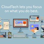 Let our expert team handle all the things you don't want to. Check out CloudTech: http://t.co/35tCVnsCGP ^DJ http://t.co/7UioJ0RCRV