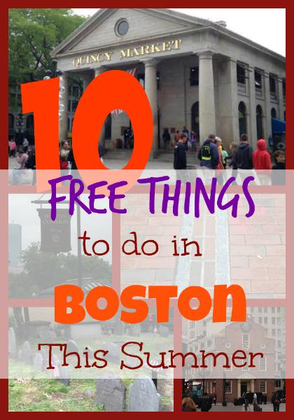 10 Free Things To Do In Boston This Summer #Travel #Boston #Beantown  #FamilyTravel #Freebie http://t.co/WAzcn09WON http://t.co/rr9WLunun4