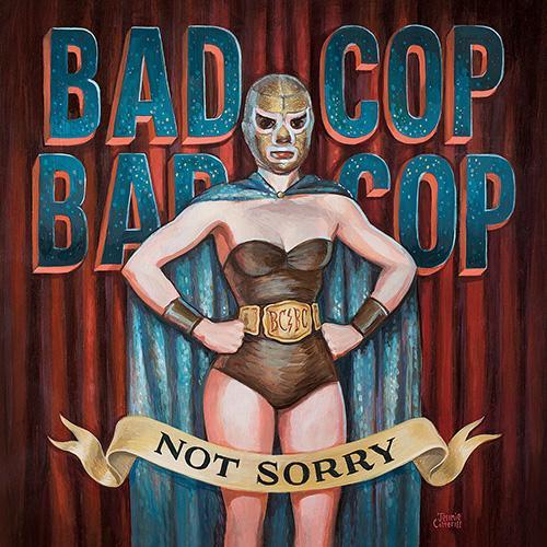 Bad Cop/ Bad Cop out today! http://t.co/nHS1S8kG6E http://t.co/nJOnFVfTEe