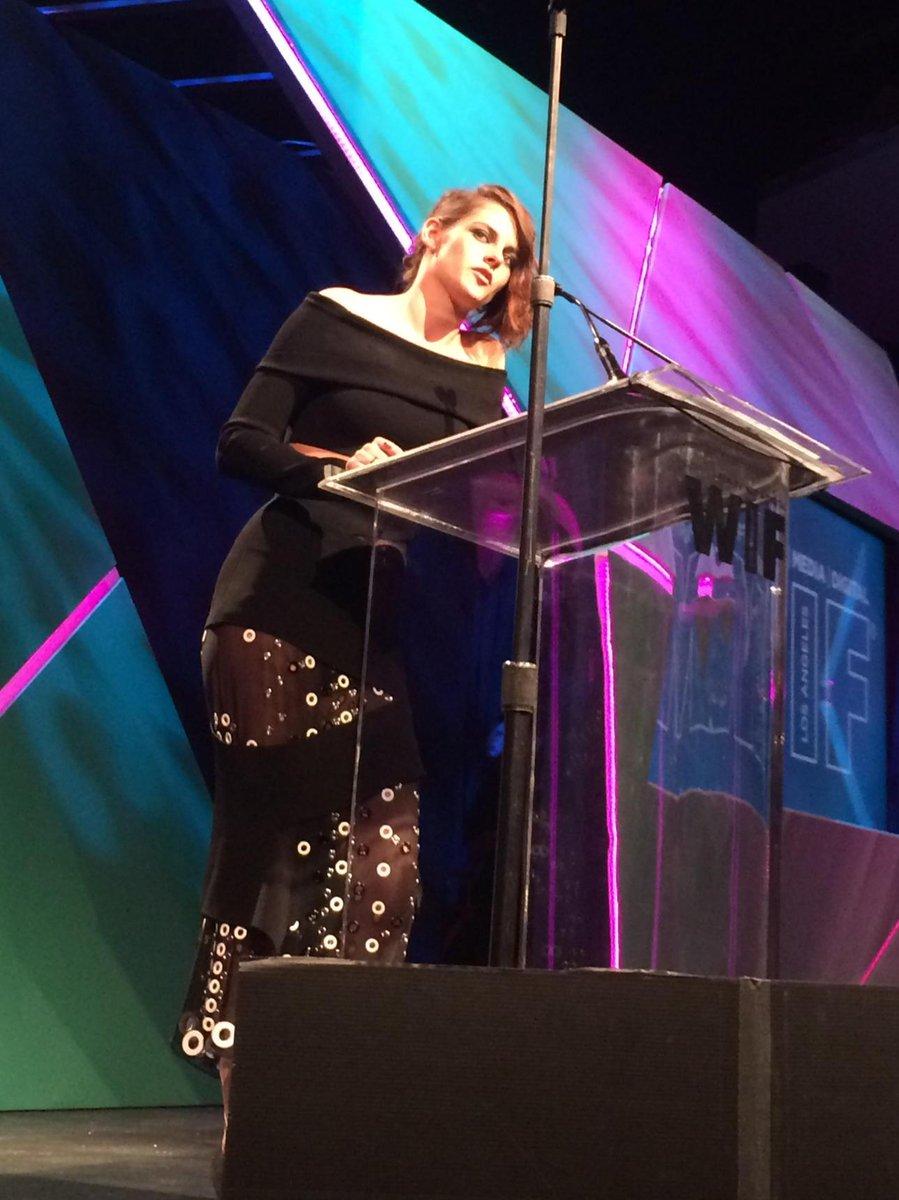 Kristen Stewart (in Proenza?) at Women In Film Awards (corrected spelling) http://t.co/YYSLJUHcWR