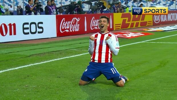 Volvé a gritar el gol del Pájaro Benítez con la #AppTigoSports descargala en http://t.co/BQoKTccMca http://t.co/CpzHcKHoqu