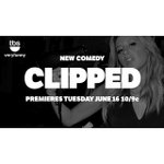 RT @shelleybuckner: Can't wait to watch my girl @ashleytisdale on @ClippedTBS premiering tonight at 10pm on #TBS !! #veryfunny  #Clipped ht…