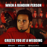 RT @Bangistan: At every Indian wedding in the world. http://t.co/87jmk68Bs1