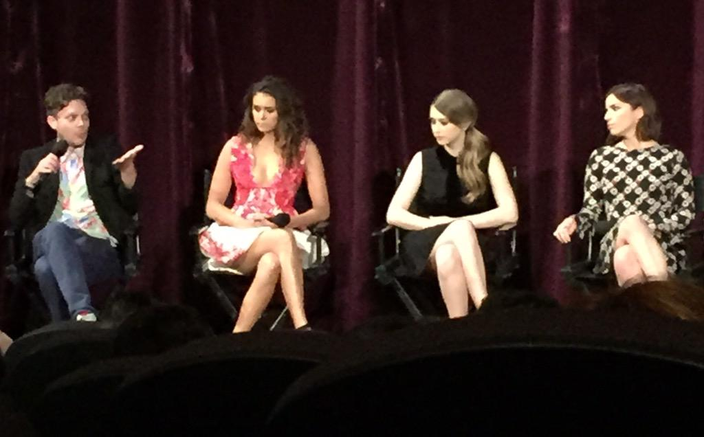 The Final Girls is a perfect movie. Scary, heartfelt, and so funny. Run, don't walk, to see this film. http://t.co/ccrmTtdF9U