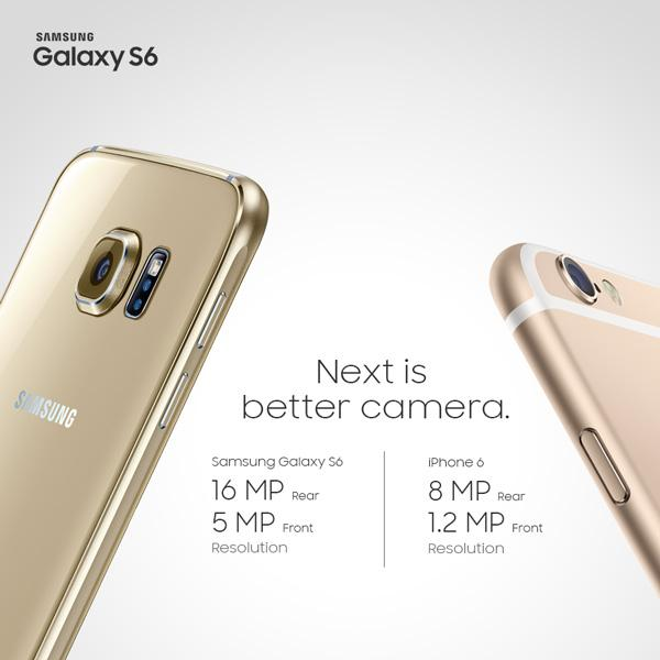Great pictures with a 16 MP camera. More specs here: http://t.co/FUYgk8iJHV #GalaxyS6 http://t.co/8ZA3HwDrGF