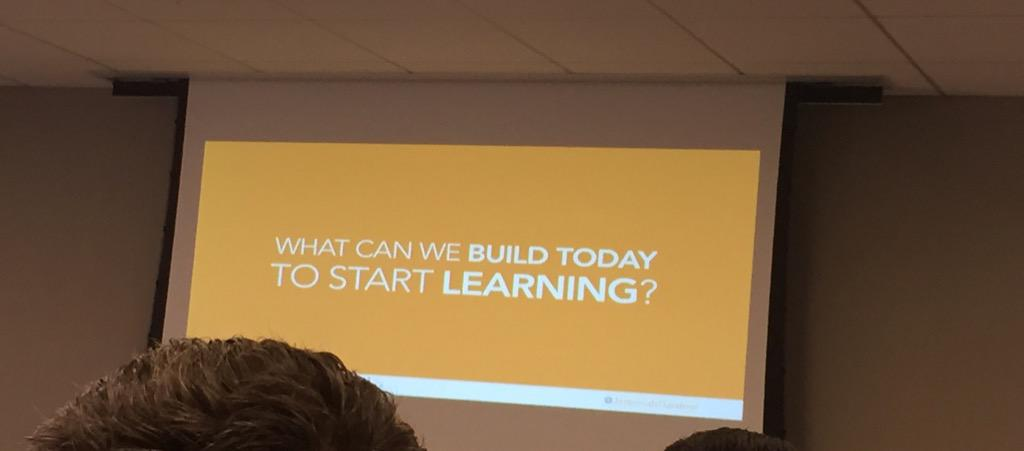 RT @SandwichMporium: Excellent presentation @JeremiahGardner #theleanbrand #SWSD http://t.co/h5I39AuAdE