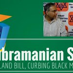 RT @perfG1: Dr. @Swamy39 on how 2 remove Black Money fm India's realty mkt - @sgurumurthy @jagdishshetty http://t.co/DhSJeIobVi http://t.co…
