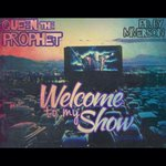 """#NEW #MUSIC  """"Welcome to my Show""""  by @queentheprophet  pd by @miverson_ http://t.co/dczFPQpFgz  http://t.co/SYSA4wX3sa #UndergroundHipHop"""