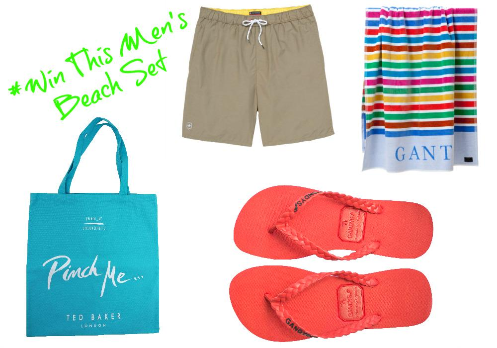 FOLLOW + RT #Win a Men's Beach Bag Set. Go to FB for another entry Ends 4/7/15 http://t.co/MVdijvA11b http://t.co/YbMcCPE9MH