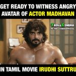 RT @Kannadasan23: Aawesome we r waiting chocolateboy sseee u in this look  @ActorMadhavan  Do Rt Im waiting for ur reply http://t.co/ChBmI5…