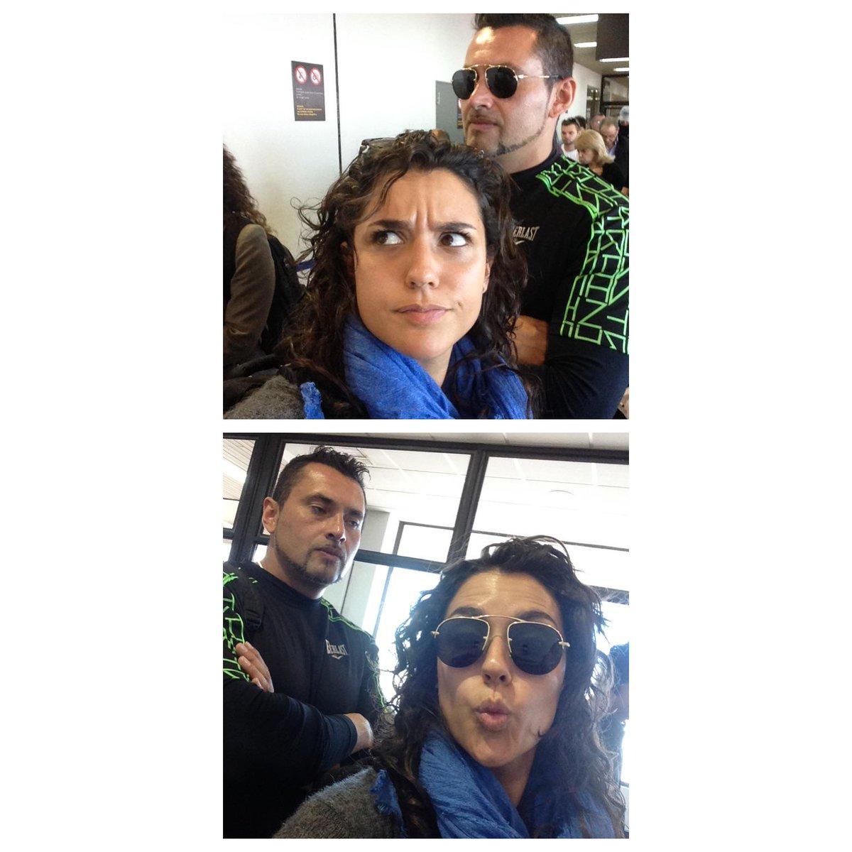 alba rico navarro (@AlbaRicoNavarro): No se si me sientan mejor a mi o al gallego @_ruggero http://t.co/lOOKPmN85z