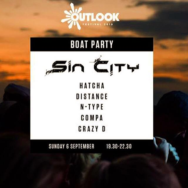 Who was lucky enough to grab a ticket for our boat party @OutlookFestival this year,for the chance of vip+2 simply RT http://t.co/RhTzAGeO7W