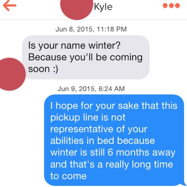 bed pick up lines