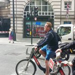 RT @mashable: Arnold Schwarzenegger took a glorious tour of London on a bike http://t.co/NKhQJ371kL http://t.co/AnY9nh6p2p