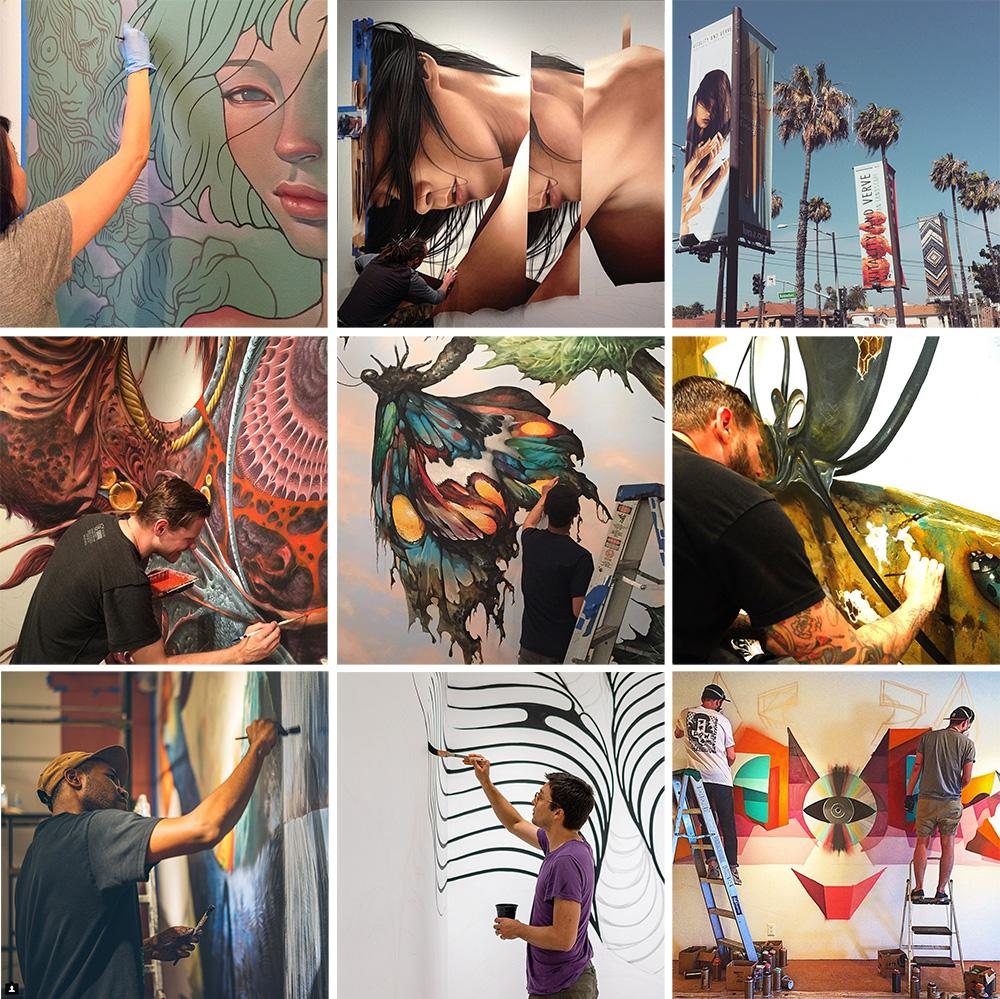 tickets available 'Vitality and Verve' mural group show in Long Beach, more info: http://t.co/c0cVXIi00R http://t.co/NGrmFvsXc5