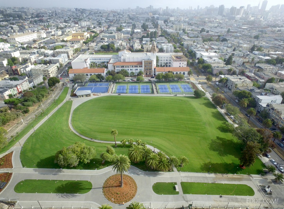 The new Dolores Park, as you'll never see it again. https://t.co/NhZJgVHJmn http://t.co/iY1Mx3fEsj