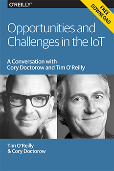 """""""The purpose of the IoT is to give humans superpowers"""" - @TimOReilly to @doctorow http://t.co/XPpZyMxQDy http://t.co/PTZNecZ4T0"""