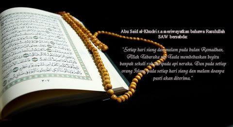 Cara Terbaik Mengisi Waktu  Di Bulan Suci Ramadhan - AnekaNews.net