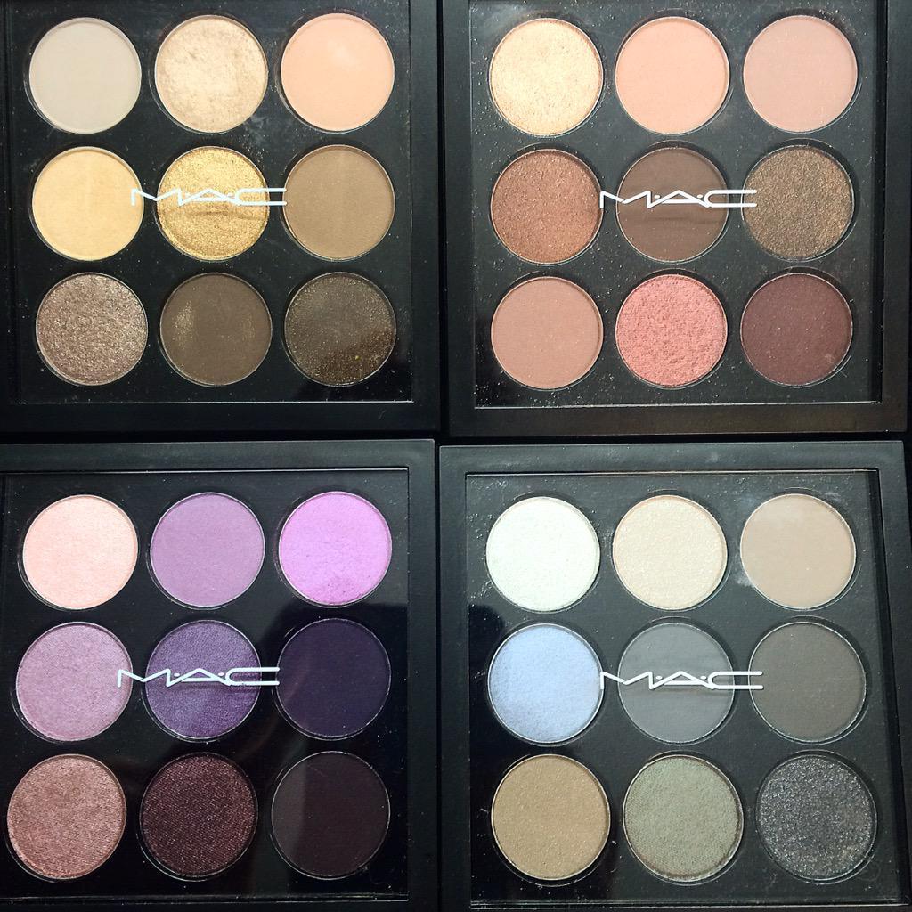 Today endless fun with MAC Eyes x 9! #eyeshadow @MACcosmetics #color http://t.co/yKkLez7cs2