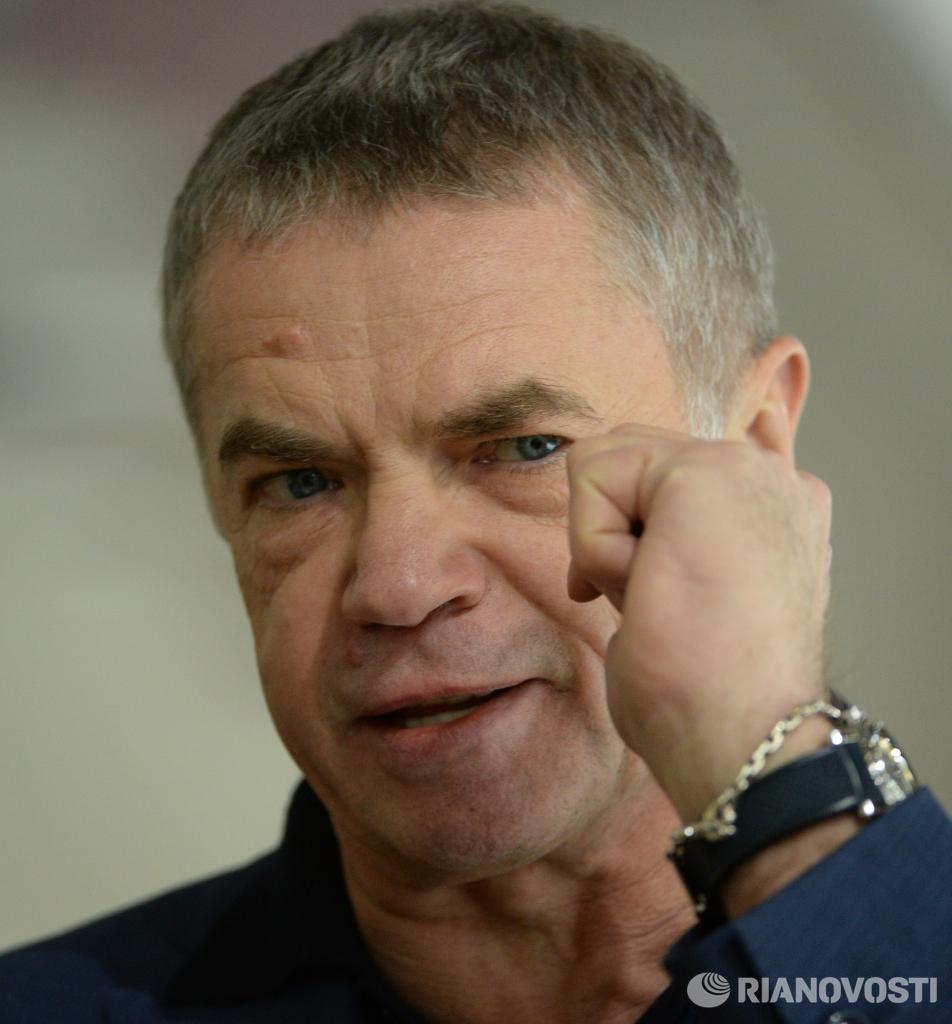 Имя российского тренера ХК СКА будет названо до конца июня, заявил Александр Медведев - scoopnest.com