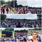 An exhilarating honour being one amidst thousands witnessing @nyphil's 50th year @ @CentralParkNYC! #NYPParks50 #NYC