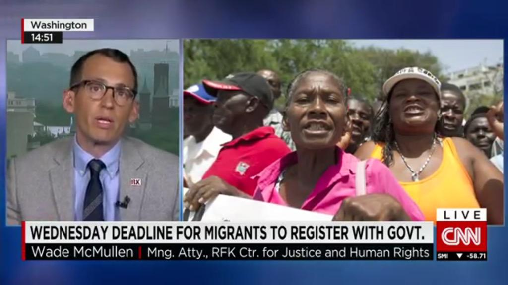 What are Haitian Dominican citizens facing? Watch @wademc of @RFKHumanRights explain on @cnni http://t.co/53szmPcRJR http://t.co/obwUY2cG5c