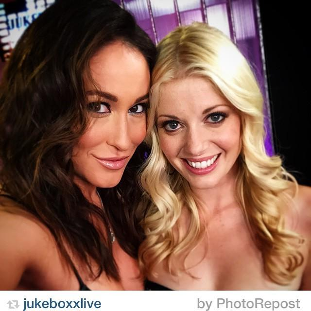 "by ""Time for a #selfie with & !!! #Playboy #PlayboyTV #WCW"""