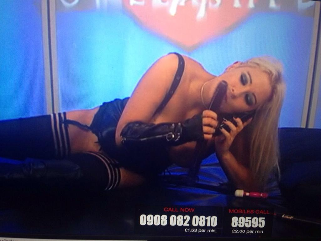 #Babestation. So ill be on actual TV tonight from 10PM. Exciting! Cum watch guys! Give me a call!