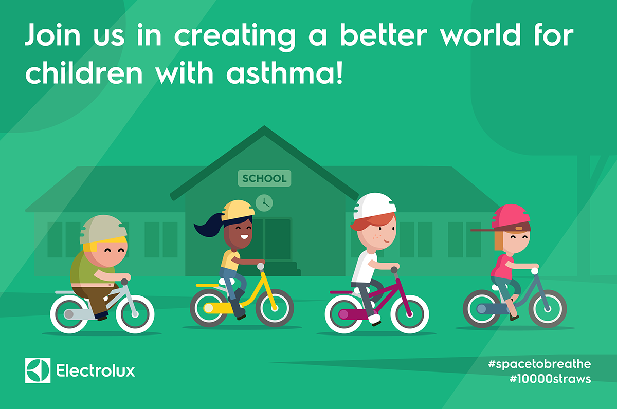 Send one of #10000straws to give children with asthma the #spacetobreathe: http://t.co/D7JJHsmLj3 http://t.co/I6ogVLV7j9