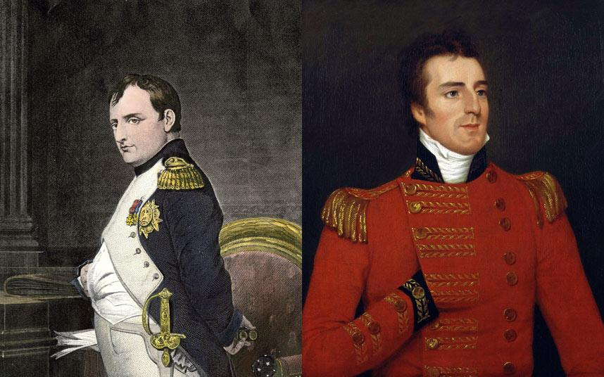 Napoleon v Wellington: who really left a mark?