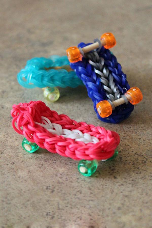Как сделать из резинок игрушки с станком