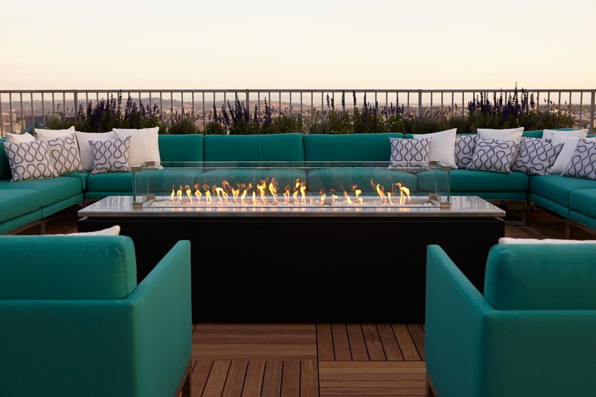 Step into your private, 5,000 sq. ft. terrace, a highlight of our Penthouse Inspired by @FollowWestwood. http://t.co/uAGYQHoXPv