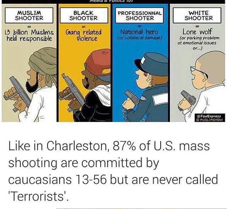Wake up!! #PrayersForCharleston l#charlestonmassacre #AMEShooting #AMETerrorism #racism #hatecrime http://t.co/2tanvHub7j
