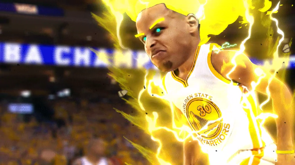 These nba finals dragon ball z gifs are f-ing spectacular: (by reddit's noise_filter ...