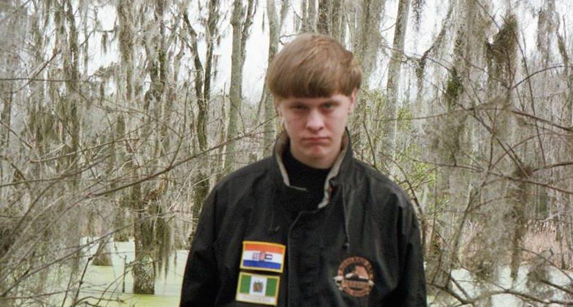 A third of the SC church shooter's Facebook friends have ONE thing in common